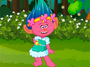 Trolls Makeover Girl