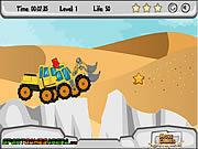 Truck Desert Racing