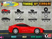 Tuning my Ferrari Car