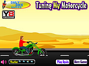 Tuning My Motorcycle