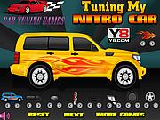 Tuning My Nitro Car