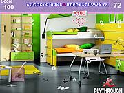 Ultra Modern Kids Bedroom Hidden Alphabets