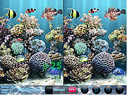 Underwater reefs