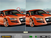 Unlimited Cars Find the Difference