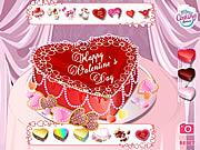 Valentine\'s Cake