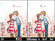 Valentine See The Difference