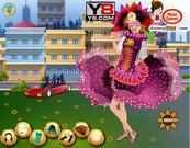 Venezia carnival dressup