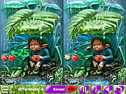 Wand Spot The Differences