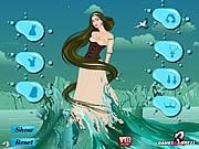 Water Fantasy Girl Dress Up