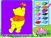 Winnie the Pooh Best Coloring