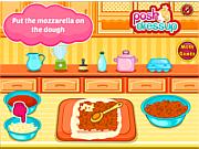Winnie\'s Pizza Puff Pinwheels