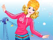 Winter Olympic Snowboarding