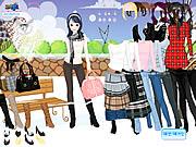 Winter Trend Dress Up