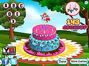 Winx Cake Decor