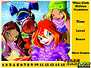 Winx Club Hidden Numbers