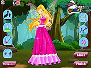 Winx Stella Dressup