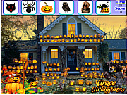 Witch Halloween Hidden Object