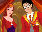 Wizard Couple Dressup