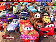 Wonder Cars Hidden Alphabet
