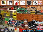 Workshop Tools Room Hidden Objects