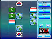 World Flags Memory Game 9