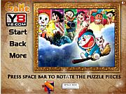 Y8 Doraemon Jigsaw Puzzle