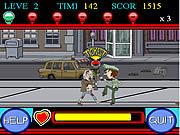 Play Zombie Vs Police