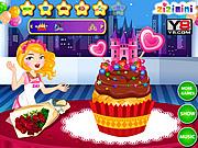Play Zizi Princess Cake Decor