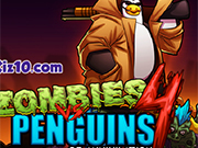 Zombie vs Penguins  Re-An…