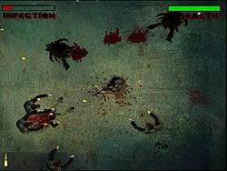 Zombie Horde Game