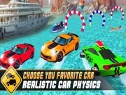 2K20 Water Suffering Beach Car Game