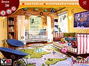 Amazing Room Hidden Alphabets