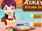 Ashley\'s Kitchen Skill