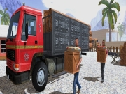 Asian Offroad Cargo Truck Driver Game