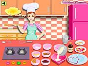 Barbie Cooking - Valentine Blanc Mange