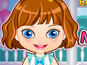 Baby Barbie Hairdresser