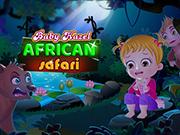 Baby Hazel African Safari