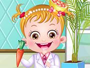 Baby Hazel as Dietician