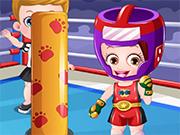 Baby Hazel Boxer DressUp