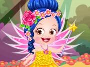 Baby Hazel Flower Princess DressUp