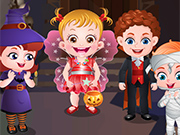 Play Baby Hazel Halloween Party