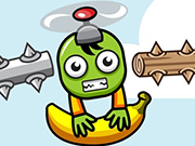 Banana Copter Swing