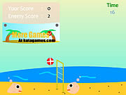 Beach Ball Competition