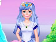 Bella Pony Hairstyle