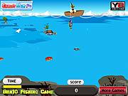Ben10 Fishing Game