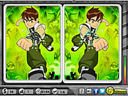 Ben10 - Spot the Difference