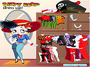 Play Betty Boop Dress Up