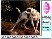 Big Garden Doggies Hidden Numbers