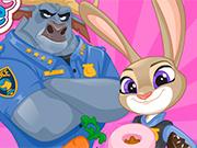 Bunny Job Slacking