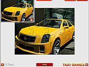 Cadillac Taxi Jigsaw